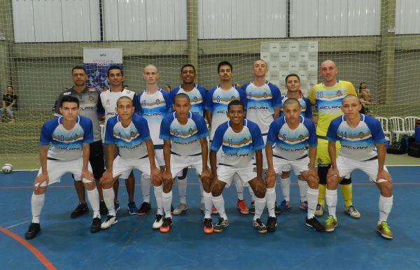 2167e27121 Olho na Bola - Futsal  NotíciasJaclani Futuro  Copagril estreia hoje ...