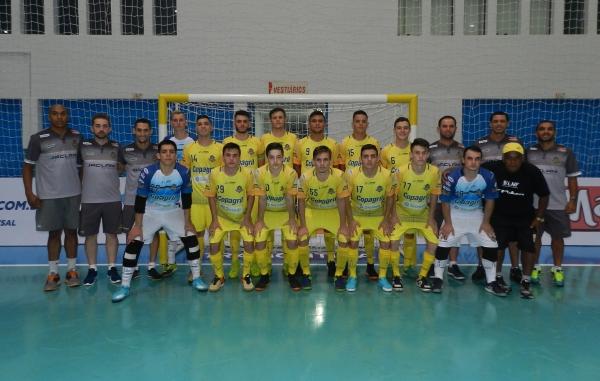 0987396853 Olho na Bola - Futsal  NotíciasJaclani Futuro Copagril conhece ...