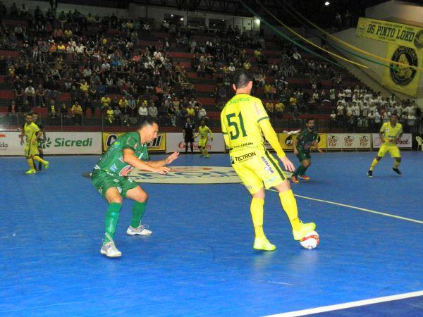 fbb36cafd3 Olho na Bola - Futsal  NotíciasContra algoz de 2015