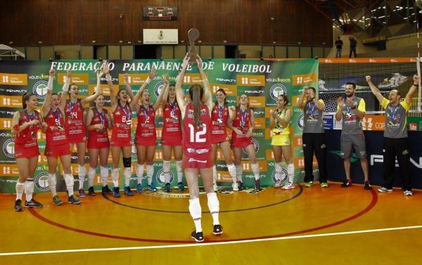 Na disputa de terceiro lugar Telêmaco Borba AVTB superou o  Maringá Famma Anglo em 3 sets a 1 9b5e564a35e5e