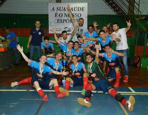 361c6fc8b5 Olho na Bola - Campeonato Municipal de Futsal 2018  NotíciasCom ...