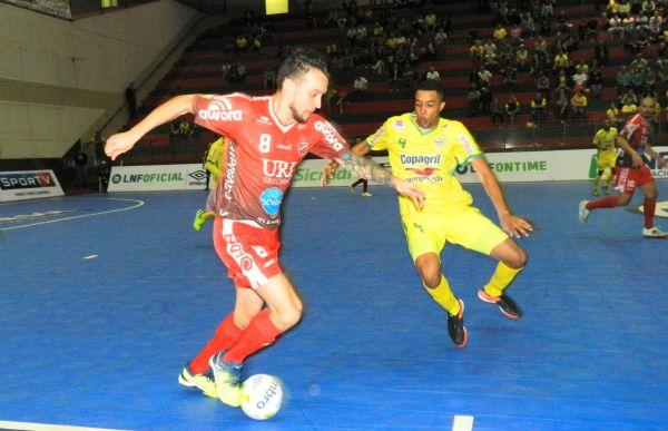 96eef63958 Olho na Bola - Futsal  NotíciasCopagril goleia Atlântico na ...