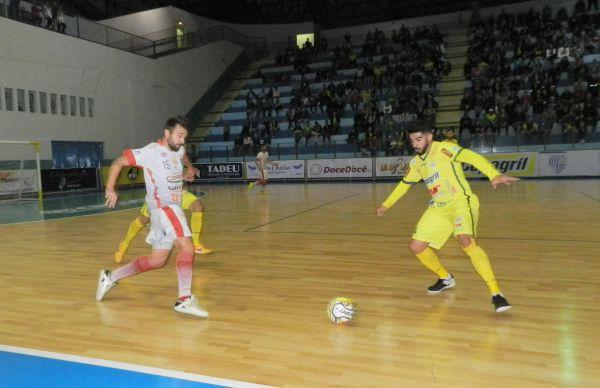 15ebffeece491 Copagril vai enfrentar Campo Mourão também na Liga Nacional em 2019. foto  arquivo  Olhonabola